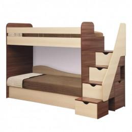 """Детская двухъярусная кровать """"Адель-303"""""""