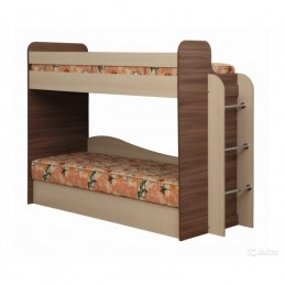 """Детская двухъярусная кровать """"Адель-4"""""""