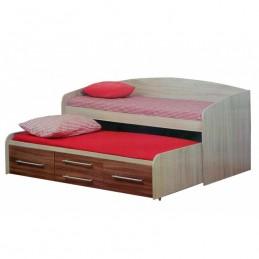 """Детская кровать """"Адель-5"""" Ясень"""
