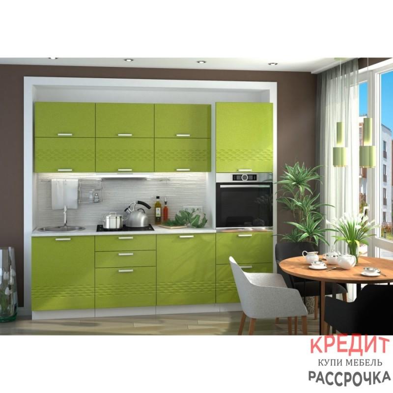 """Кухня """"Глория МДФ"""" - 4"""