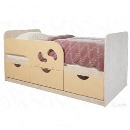 """Детская кровать """"Лего-крем"""""""
