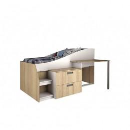 """Детская кровать с рабочим местом """"Скаут БТ"""""""