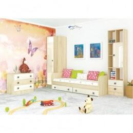 """Модульная детская спальня """"Колибри"""" Композиция №2"""
