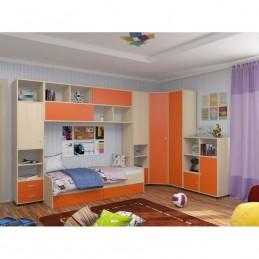 """Детская комната """"Дельта"""" - Композиция №2"""