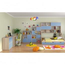 """Детская комната """"Дельта"""" - Композиция №3"""
