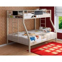 "Двухъярусная кровать ""Гранада"" бежевый"