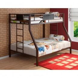 """Двухъярусная кровать """"Гранада"""" коричневый"""