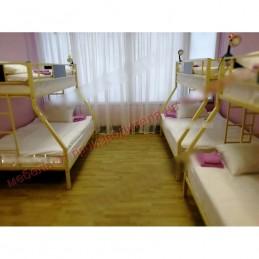 """Двухъярусная кровать """"Гранада"""" Черный"""