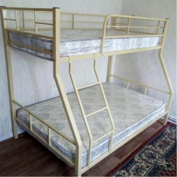 "Двухъярусная кровать ""Гранада-1"" бежевый"