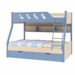 """Двухъярусная кровать """"Дельта 20.02"""""""
