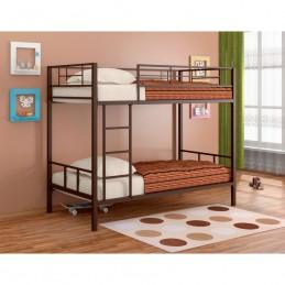 """Двухъярусная кровать """"Севилья 2"""" коричневый"""