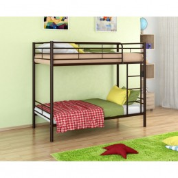 """Двухъярусная кровать """"Севилья 3"""" коричневый"""