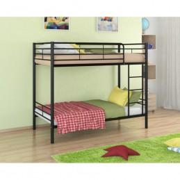 """Двухъярусная кровать """"Севилья 3"""" Черный"""