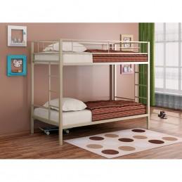 """Двухъярусная кровать """"Севилья"""" бежевый"""