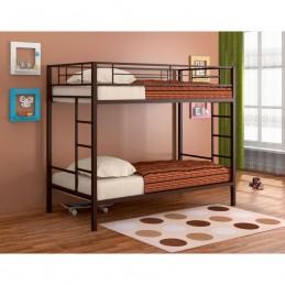 """Двухъярусная кровать """"Севилья"""" коричневый"""