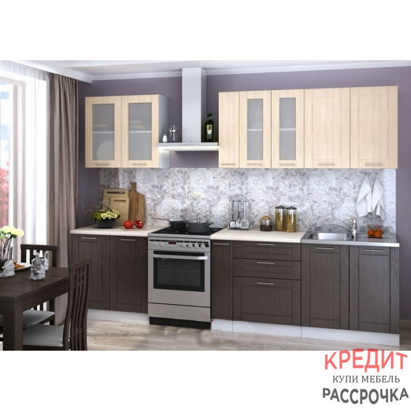 "Кухня ""Джулия МДФ"""
