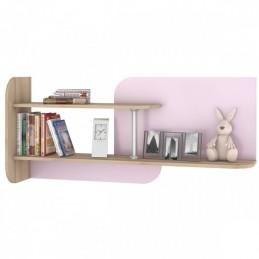 """Кровать-чердак со столом 427Т """"Ника"""" Лаванда"""