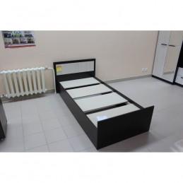 """Кровать """"Фиеста"""" 0,9 м с матрасом"""