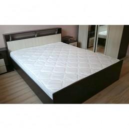 """Кровать """"Саломея"""" 1,6 м с матрасом"""