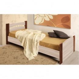 """Кровать """"Луна"""" 90 см односпальная без матраса"""
