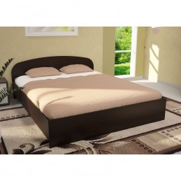 Кровать ЛДСП (А) с подъемным механизмом без матраса