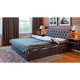 """Кровать """"Дженни"""" 160 с ортопедическим основанием"""