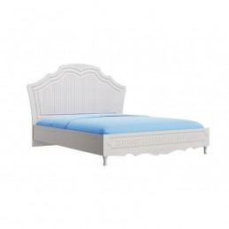 """Кровать """"Кантри"""" двуспальная 160 см с ортопедом без матраса"""