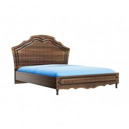"""Кровать """"Кантри"""" двуспальная 160 см с ортопедом без матраса - 2"""