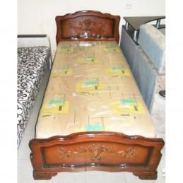 """Кровать """"Карина-6"""" 0,9 м без матраса"""