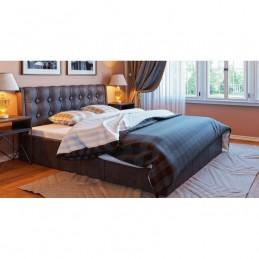 """Кровать """"Лагуна"""" 160 с ортопедическим основанием"""