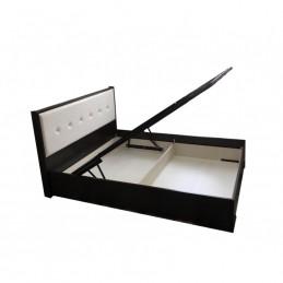 """Кровать """"Луиза"""" 160 см с подъемным механизмом без матраса"""