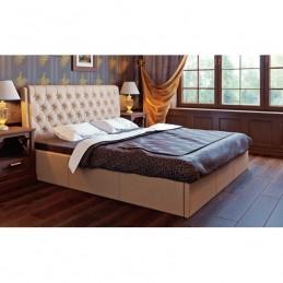 """Кровать """"Прима"""" 160 с ортопедическим основанием"""