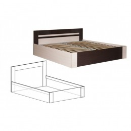 """Кровать """"Софи"""" 160 см без матраса"""