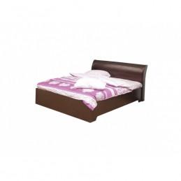 """Кровать двуспальная """"06.297 Мона"""" с настилом"""