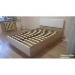 """Кровать двуспальная """"Линда 303"""" с подъемным механизмом"""