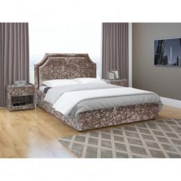 """Кровать """"Беатрис"""" металлокаркас с подъемным механизмом 160 см"""