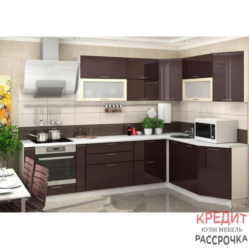 """Кухня """"Ксения МДФ"""" - 2"""