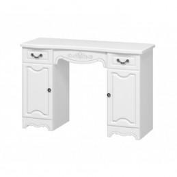 """Туалетный (макияжный) стол """"Лотос МДФ"""" Белый"""