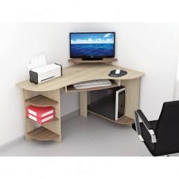"""Компьютерный стол """"Гретта-5"""" Ясень"""