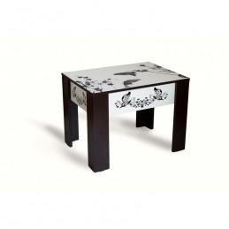 "Чайный столик ""Бабочки БЛ"""