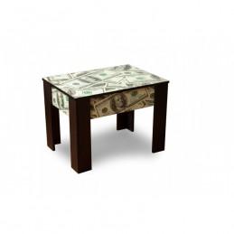 """Чайный столик """"Монеты БЛ"""""""