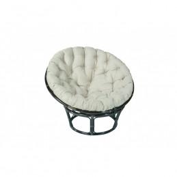 Кресло Папасан (D100) коричневое