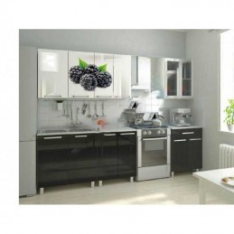 """Кухня """"Ежевика"""" 2,0 м"""