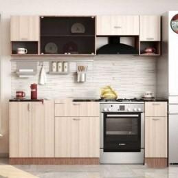 """Кухня """"Зара"""" ЛДСП 2,1 м"""