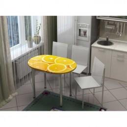 "Стол обеденный ""Апельсин"""