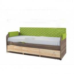 """Детская кровать с ящиками """"Корвет-4-14"""""""