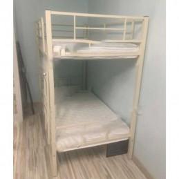 """Двухъярусная кровать """"Севилья 2"""" серый"""