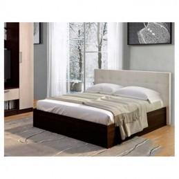 """Кровать """"Баунти"""" венге 1,6 м без матраса"""