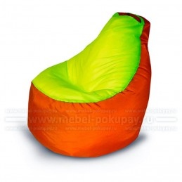 КРЕСЛО-ГРУША GRAND OXFORD ORANGE LIME