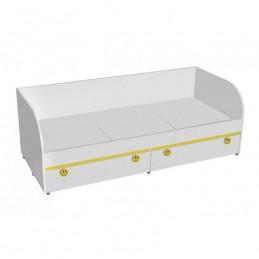 """Кровать с ящиками КР-01 """"Мамба"""""""